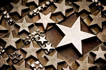 Stars Sepia