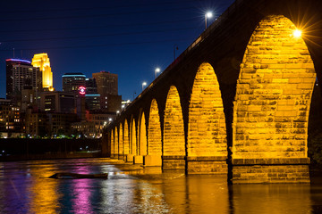Stone Arch with full Colors
