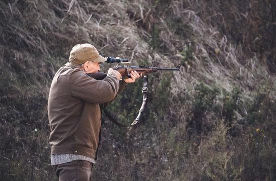 Меткий выстрел на охоте