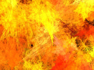 Abstract bright autumn background
