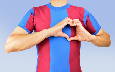 I love my football team
