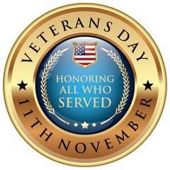 Veterans Day icon