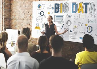 Big Data Information Storage Network System Concept