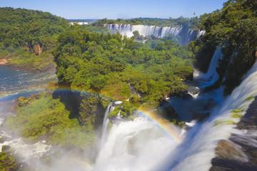 Iguazu Falls, Iguazu Falls National Park, Misiones, Argentina