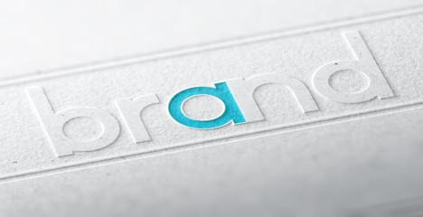 Brand Name, Company Identity