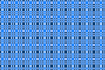 Square pattern, fabric texture