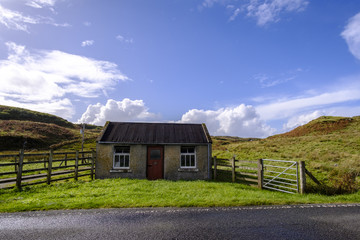 Isle of Skye farm outbuilding