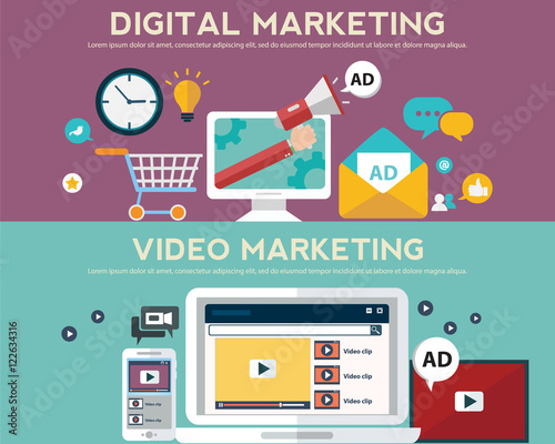 Concepts For Video Marketing Digital Marketing
