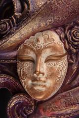 venice mask plaster