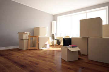 Moving in concept