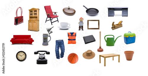 Spiel Gegenstände Suchen