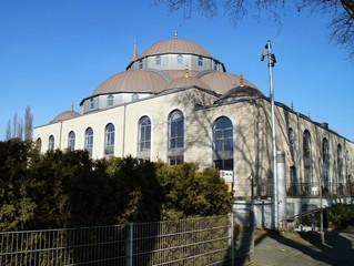 Foto op Aluminium Theater Merkez Moschee Duisburg