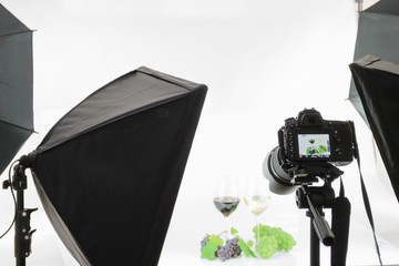 Another project in the photo studio