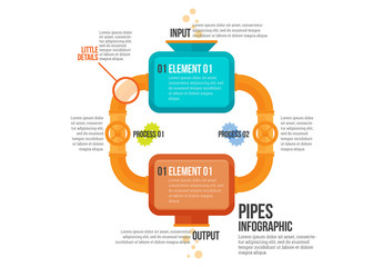 Pipes Infographic