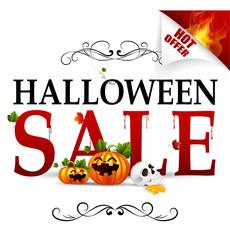 Halloween sale hot offer