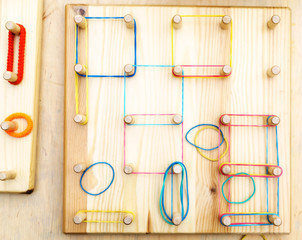 maze board for kids