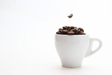 Coffee as wallpaper