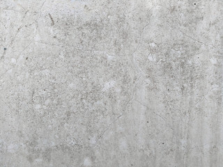 Grainy concrete wall background. Black and white vintage rough texture