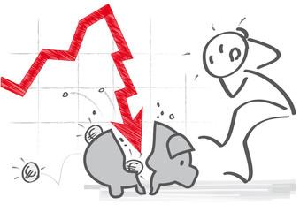 Anlagerisiko - erspartes geht verloren