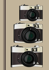 various forms of camera