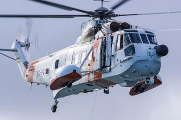Hubschrauber Sikorsky Sea King