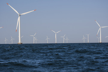Offshore Windpark in der Ostsee