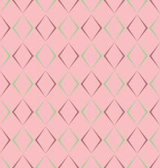 Seamless pattern. Modern stylish texture.Geometric tiles