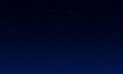 Clear night sky.Vector