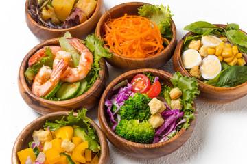 新鮮サラダ Common salad