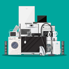 Household Appliances and Electronic Devices