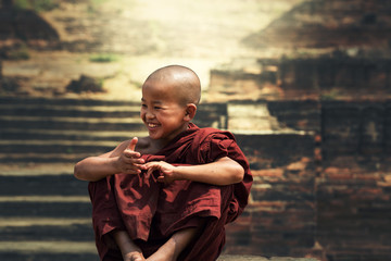 Smile of faith