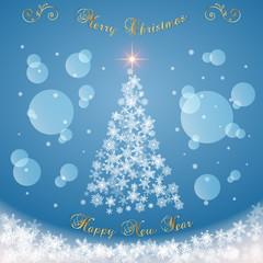 Merry Christmas,Happy New Year