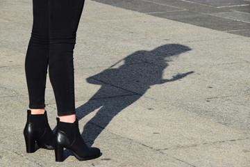 Chattender Schatten