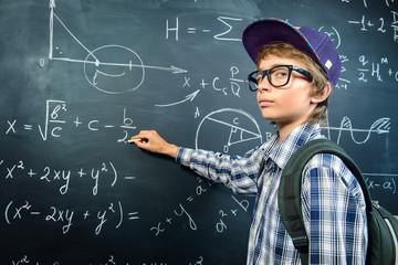 examination on math