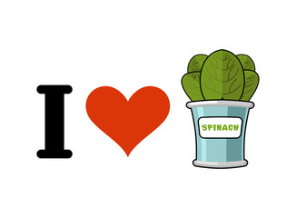 I love spinach. Heart and green leaf lettuce. Tinned greens in t