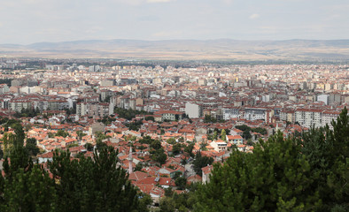 Eskisehir City in Turkey