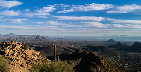 Sonora Mountaintop