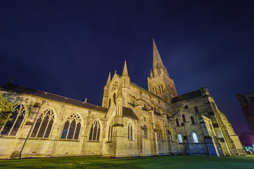 The historical and beautiful Chichester Cathedral