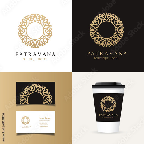 u0026quot luxury logo and corporate identity template  business