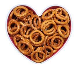 pretzels ring