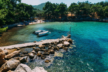 Thassos Island, Greece