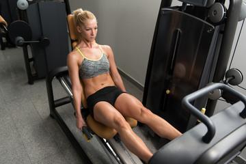 Workout Leg Press