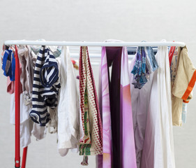 drying underwear baby home
