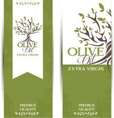 Olio d'Oliva, Etichetta, Packaging