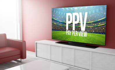 Television smart pay per view