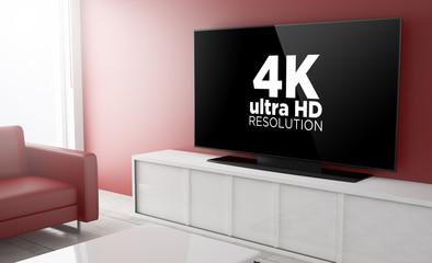 Television smart 4k