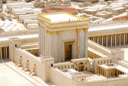 3th new temple jerusalem