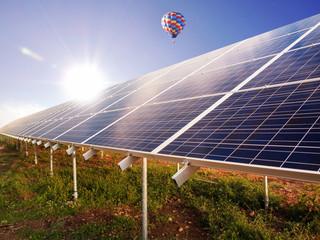 Solarenergie.