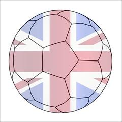 Union Jack Soccer Football