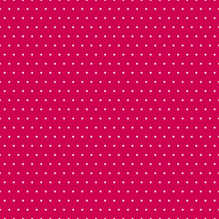 Abstract vector dotted seamless pattern.